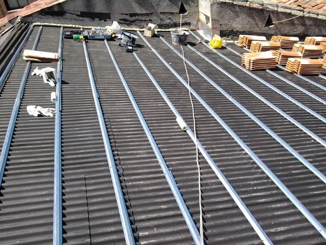 aislamiento de tejados las rozas tejas